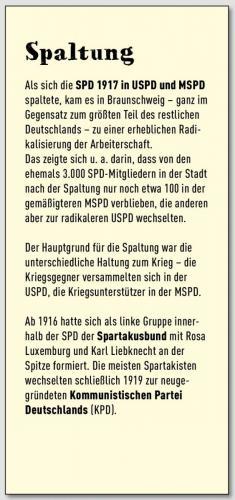 Spaltung SPD